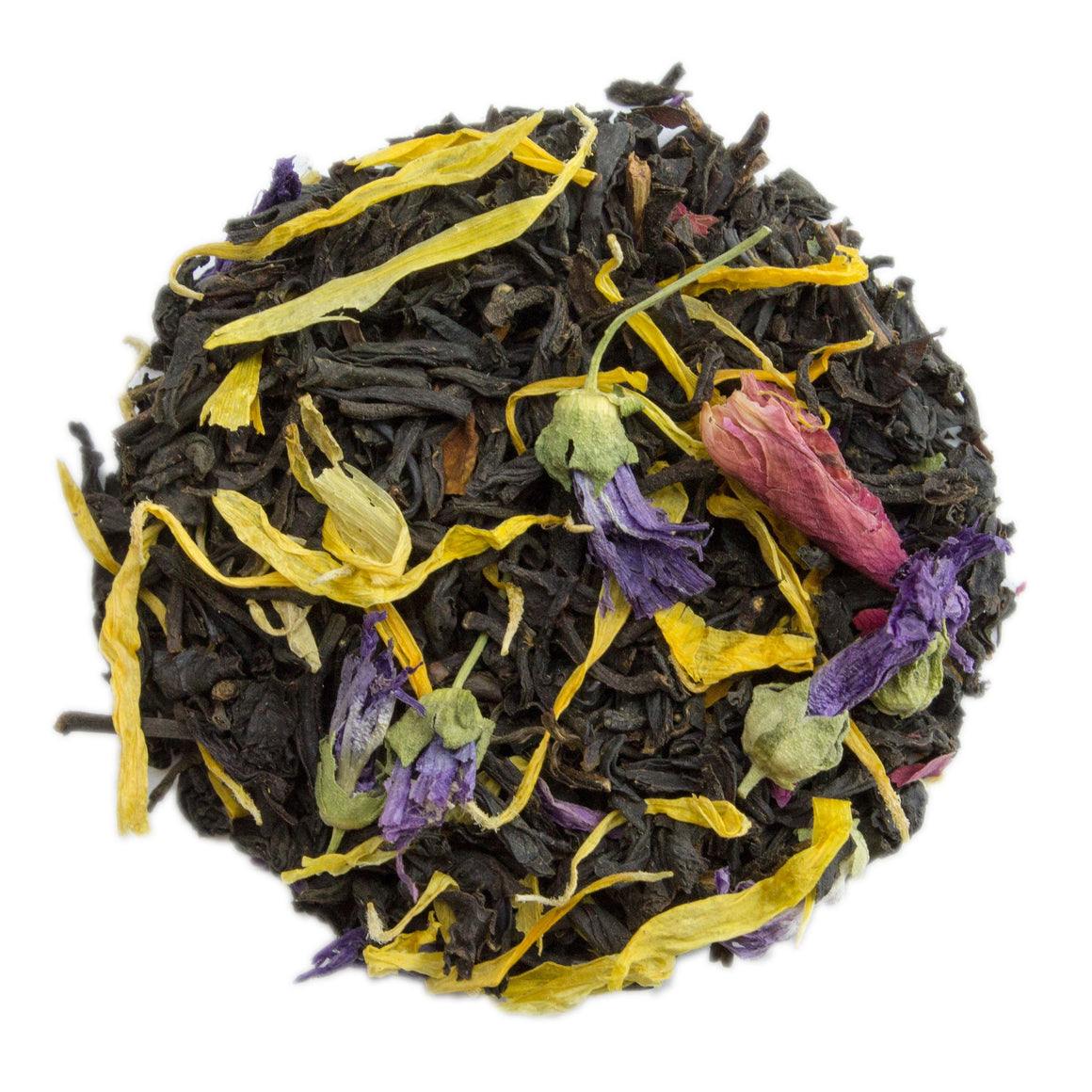 Blue Lady Flavoured Black Tea