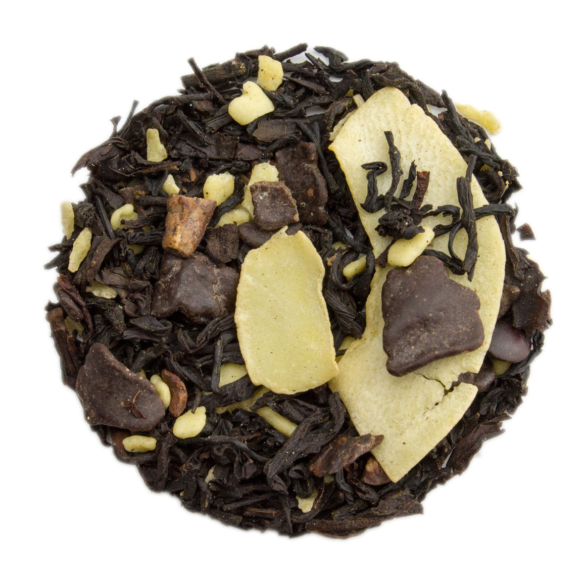 Chocolate and Coconut Tea