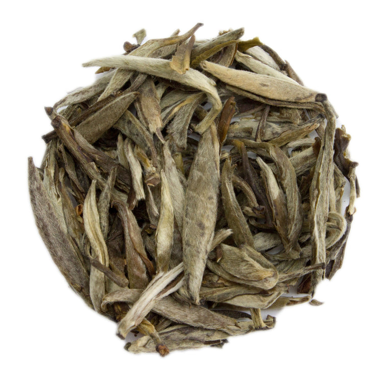 Fujian Jasmine Silver Needle White Tea