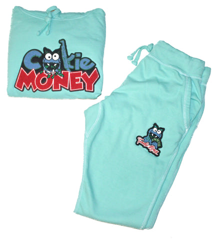 Cookie Money Chenille Sweatsuits