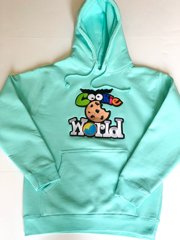 Mint Cookie World Hoodie