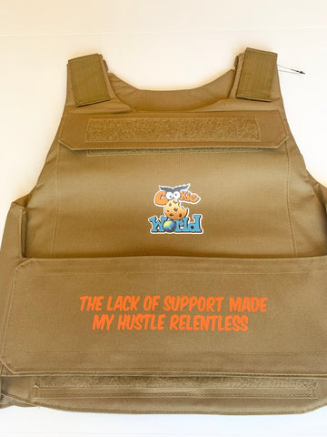 Cookie Money Tactical Vest