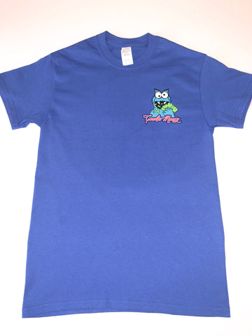 Royal Blue Cookie Money T