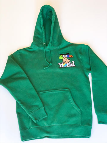 Money Cookie World Heart Patch Hoodie