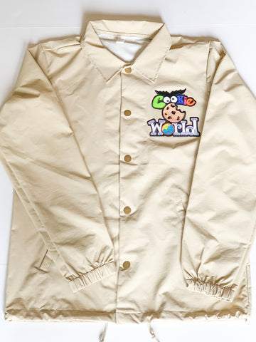 Cookie World Nylon Jacket
