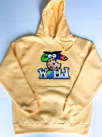 Pecan Cookie World Hoodie