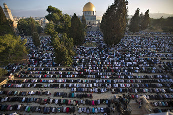 Eid Celebration in Palestine
