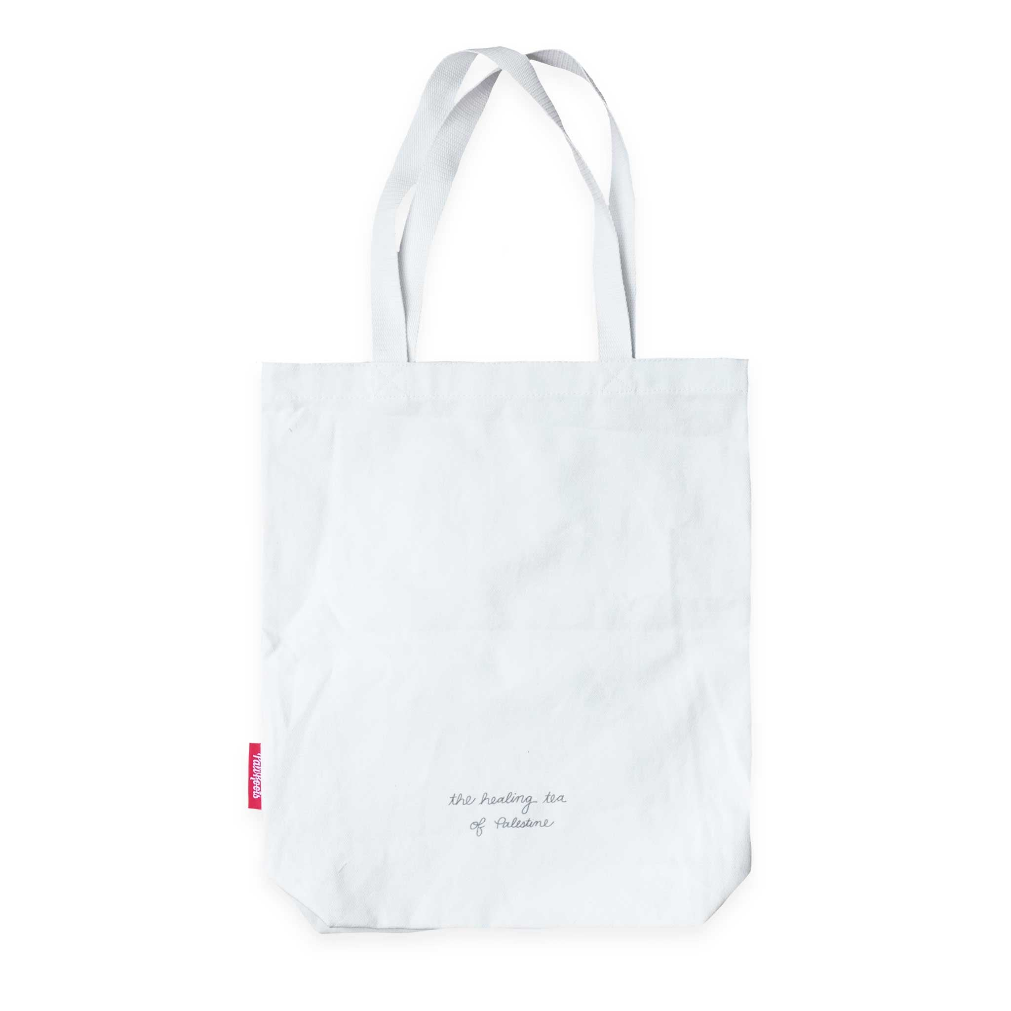 Healing Tea Tote Bag
