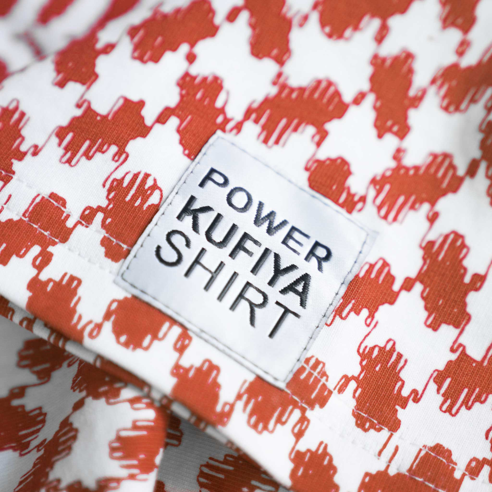 Power Kufiya Long Sleeve