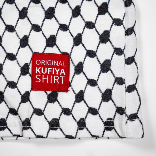Kufiya Long Sleeve