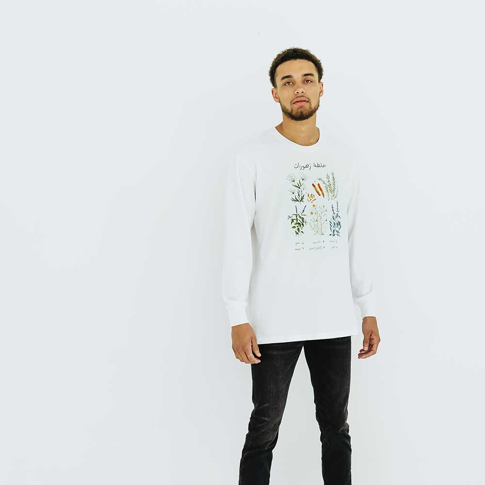 Healing Tea Long Sleeve