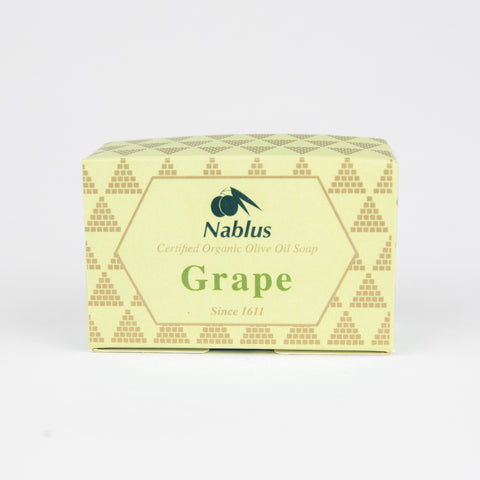 Grape Nablus Soap
