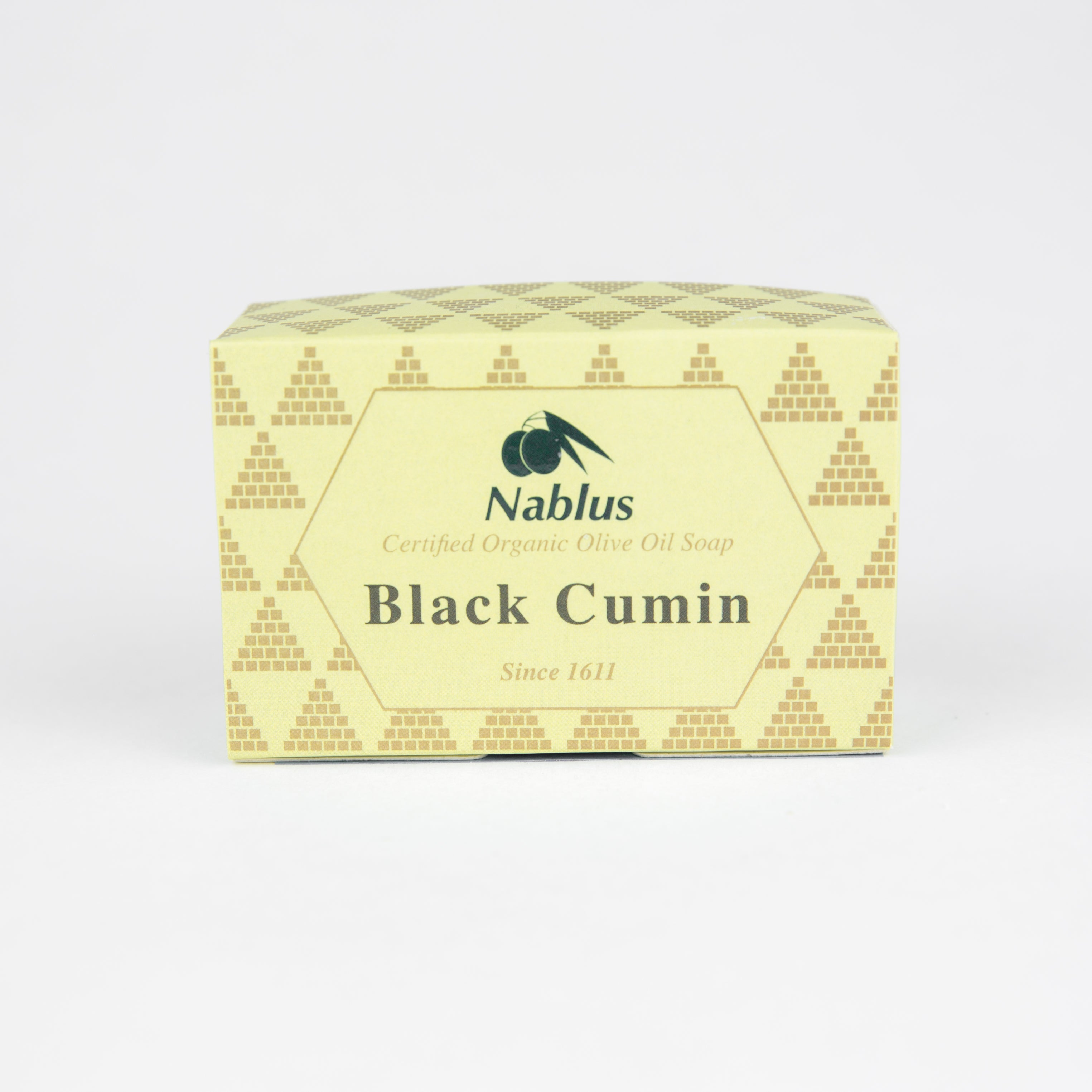 Black Cumin Nablus Soap