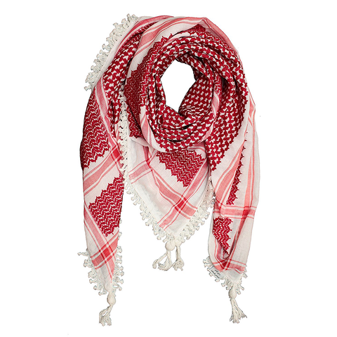 Passion Red Hirbawi Keffiyeh