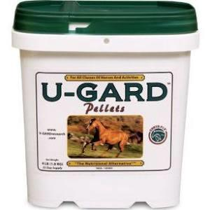 U-GARD PELLETS 10LBS - Hamps Saddle & Tack