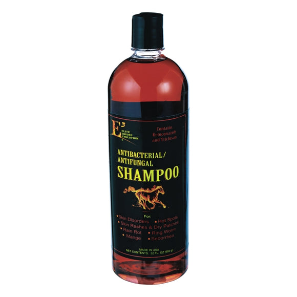 E3 ANTIBACTERIAL/FUNGAL SHAMPOO - [product_type} - Hamps Saddle & Tack