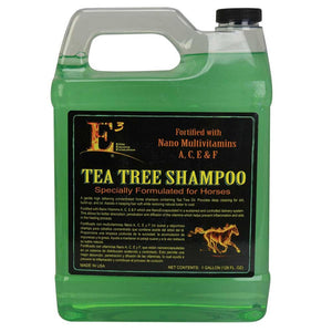 E3 TEA TREE SHAMPOO GALLON - [product_type} - Hamps Saddle & Tack