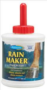 RAIN MAKER HOOF  32OZ - Hamps Saddle & Tack