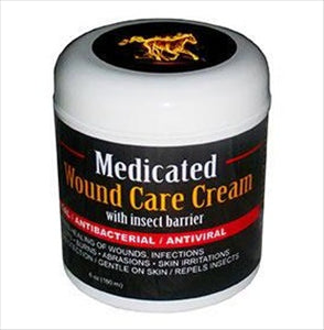 E3 MEDICATED WOUND CARE 6 OZ - [product_type} - Hamps Saddle & Tack