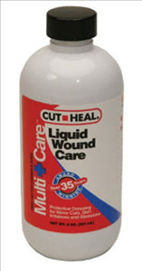 Cut-Heal Dauber 8OZ - [product_type} - Hamps Saddle & Tack