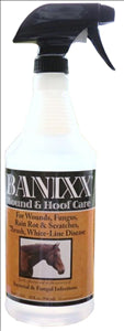 BANIXX - [product_type} - Hamps Saddle & Tack