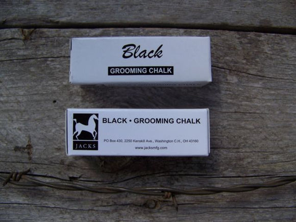 Grooming Chalk Black - - Barn Supply - Barn Supplies - Hamps Saddle & Tack