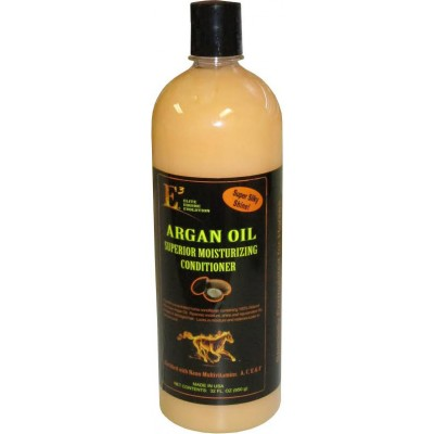 E3 Argan Oil Conditioner 32 oz - [product_type} - Hamps Saddle & Tack
