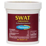 SWAT Original Fly Repellent Ointment - 6 oz - Chemicals - Barn Supplies - Hamps Saddle & Tack