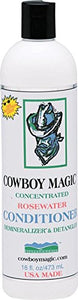 Cowboy Magic Rosewater Conditioner 16 oz - [product_type} - Hamps Saddle & Tack