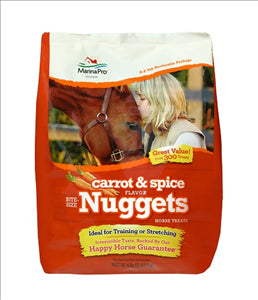 CARROT & SPICE NUGGETS 4 LBS - [product_type} - Hamps Saddle & Tack