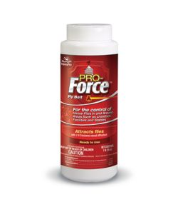 PRO-FORCE FLY BAIT - - Barn Supply - Barn Supplies - Hamps Saddle & Tack