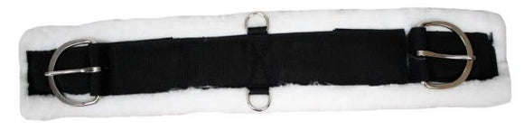 Showman Fleece Girth - [product_type} - Hamps Saddle & Tack