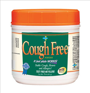 COUGH FREE 1 LBS - [product_type} - Hamps Saddle & Tack