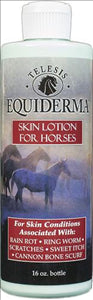 EQUIDERMA SKIN LOTION 16OZ - Hamps Saddle & Tack