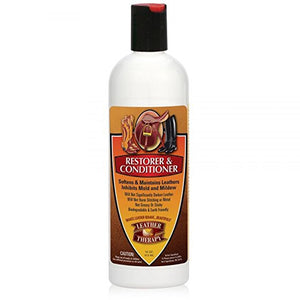 Leather Therapy Restorer & Conditioner 16 oz - - Barn Supply - Barn Supplies - Hamps Saddle & Tack