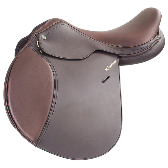 CELINE CLOSE CONTACT SADDLE WIDE TREE Demo - [product_type} - Hamps Saddle & Tack