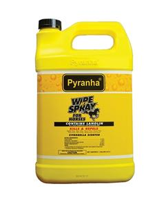 Pyranha Wipe N Spray Oil Based - [product_type} - Hamps Saddle & Tack