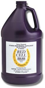 Red Cell - Iron Rich Homogenized Selenium Biotin - [product_type} - Hamps Saddle & Tack