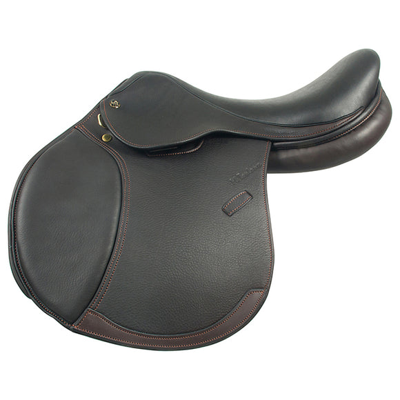 ANNICE CLOSE CONTACT SADDLE W/GENESIS / Free Shipping - [product_type} - Hamps Saddle & Tack
