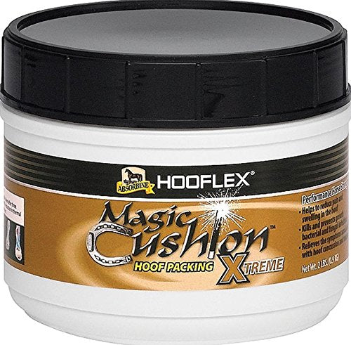 Absorbine® Magic Cushion® Extreme Hoof Packing - [product_type} - Hamps Saddle & Tack