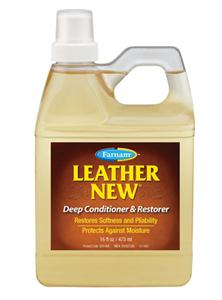 LEATHER NEW DEEP CONDITIONER - 16 oz - Barn Supply - Barn Supplies - Hamps Saddle & Tack