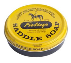 Fiebing's Saddle Soap 3.5oz - [product_type} - Hamps Saddle & Tack