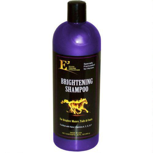 E3 BRIGHTENING SHAMPOO 32OZ - [product_type} - Hamps Saddle & Tack