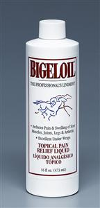 BIGELOIL - [product_type} - Hamps Saddle & Tack