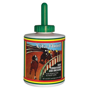 Vita Hoof 32 oz with Applicator - - Barn Supply - Barn Supplies - Hamps Saddle & Tack