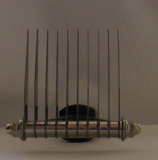 Stainless Steel Detangling Rack