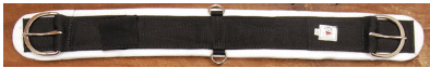Tuffy Black Girth 9978 - [product_type} - Hamps Saddle & Tack