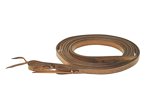 Cowboy Pro Split Reins 3/4 - [product_type} - Hamps Saddle & Tack