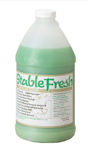 StableFresh 64 oz Concentrate - [product_type} - Hamps Saddle & Tack
