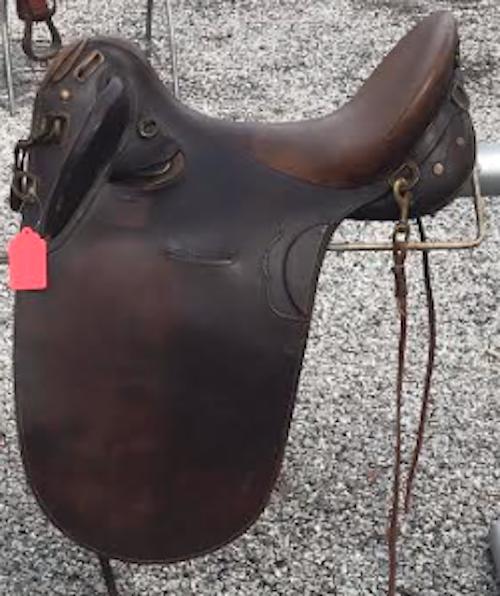 used Aussie Saddle